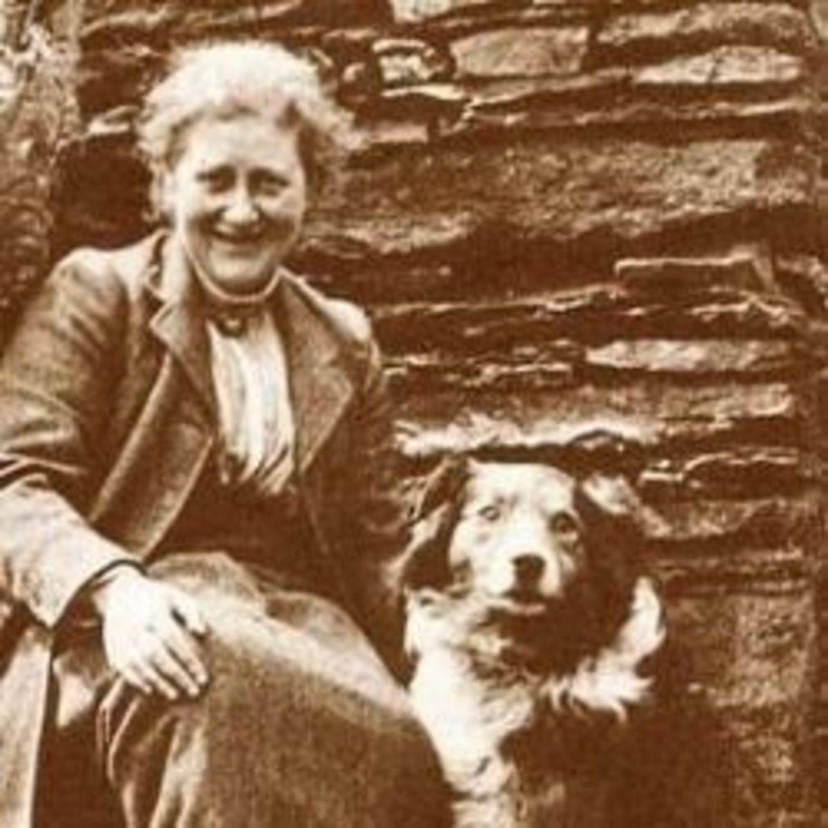 Beatrix Potter and Kep