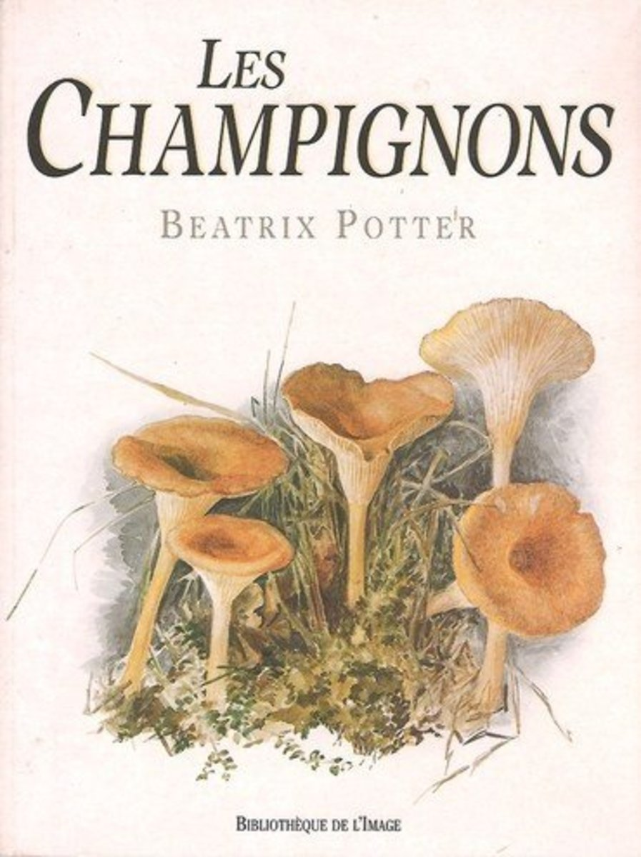 Les Champignons (French Edition) by Beatrice Potter  A beautiful book of Beatrix Potter's beautiful studies of fungi.