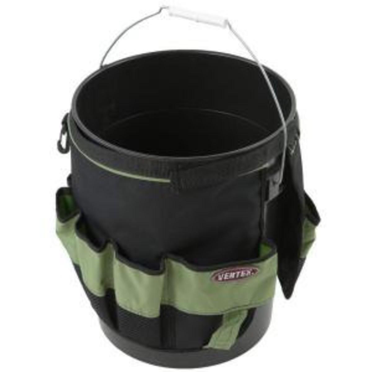 Vertex Garden Essential Bucket Organizer