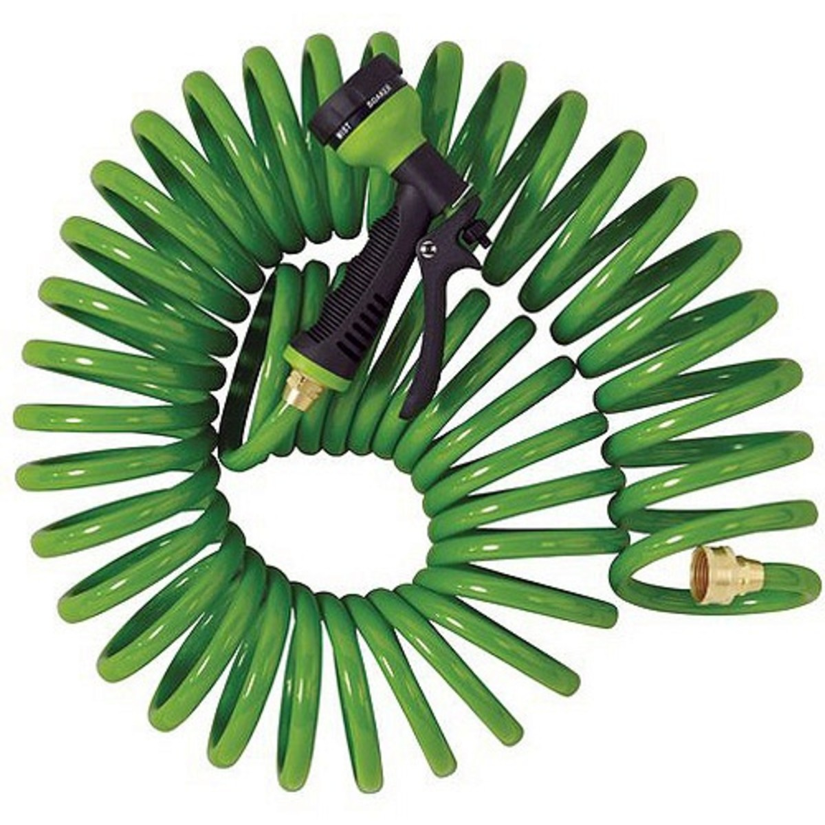 Orbit 50-foot hose with Pistol Nozzle
