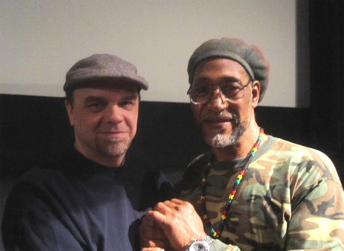 DJ Funktual & DJ Kool Herc at Beat Street Screening 2/20/2013