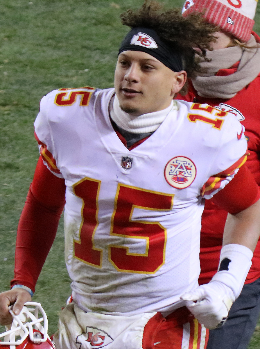 Patrick Mahomes signed the richest contract in American sports history prior to the 2020 NFL season.