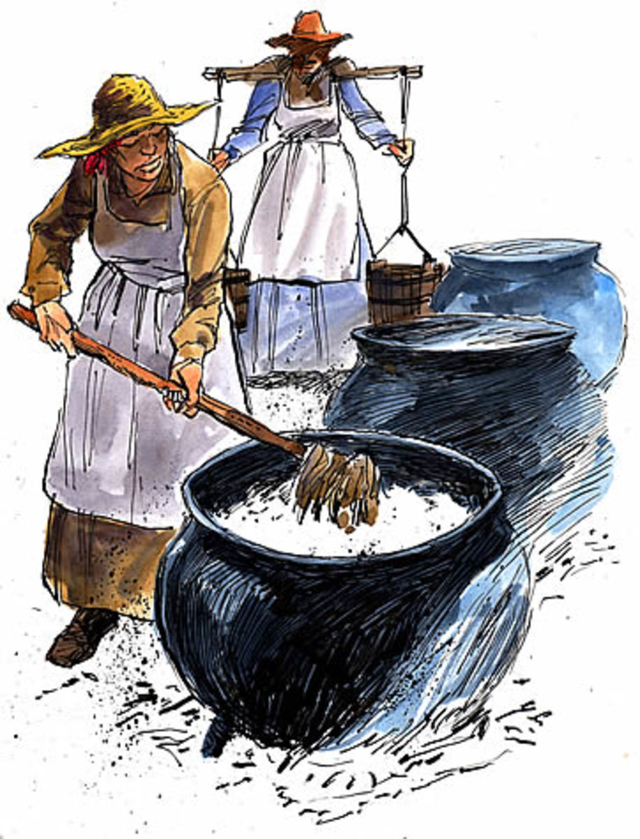 Qualifications and Duties of An American Civil War Laundress