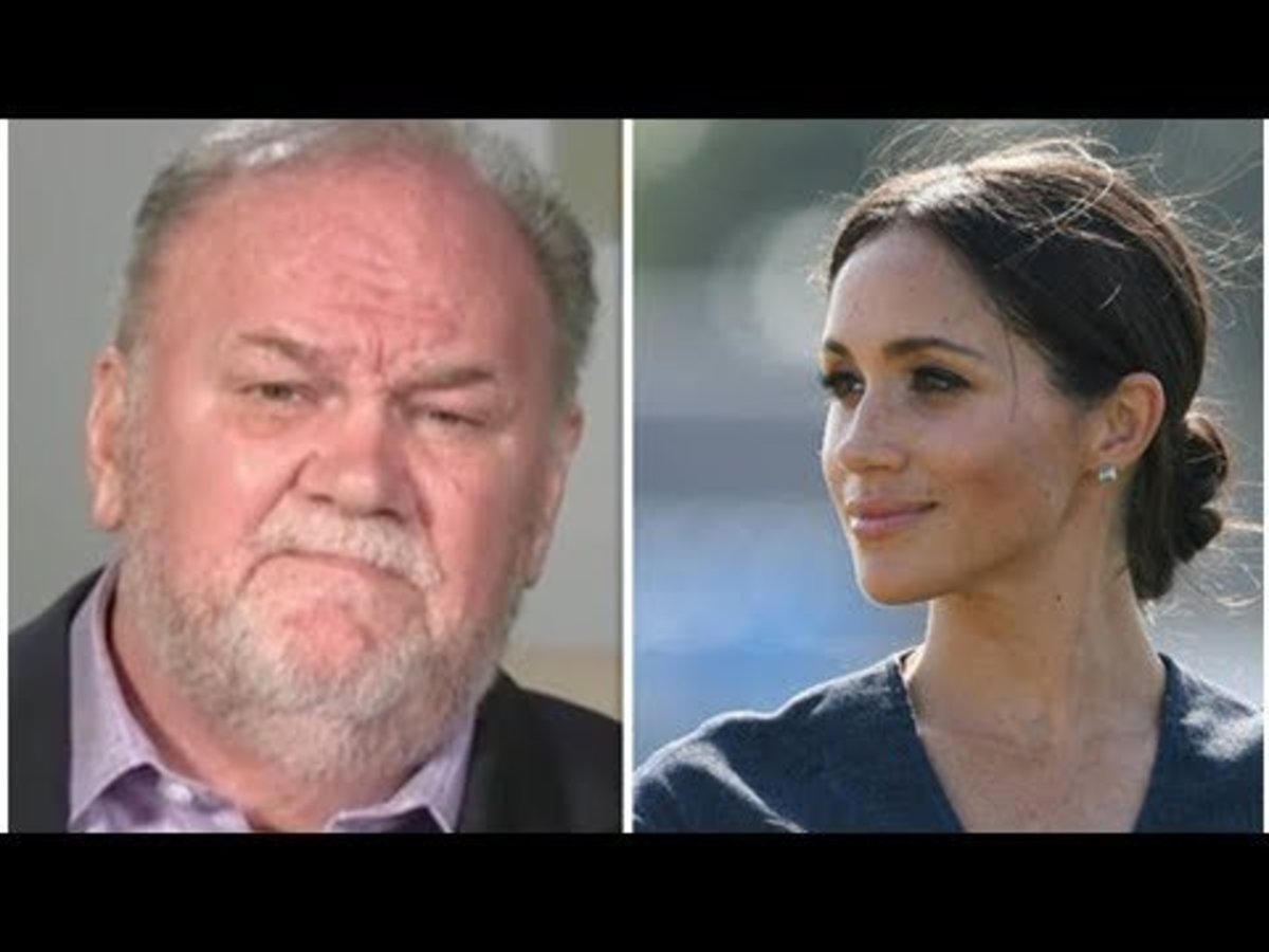 Meghan Markle Attacked By Own Father: 'I Made Her Who She Is Today'