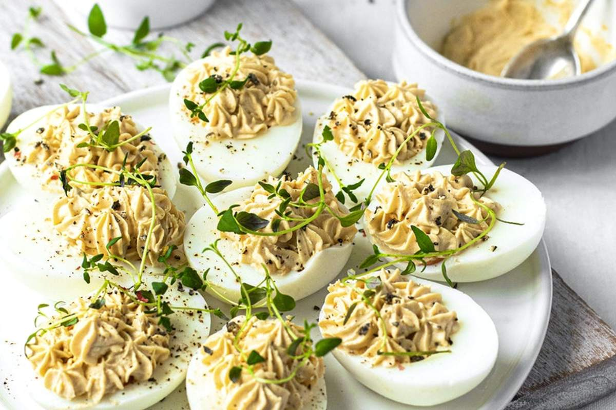 Exploring Deviled Eggs: History and Innovative Recipes