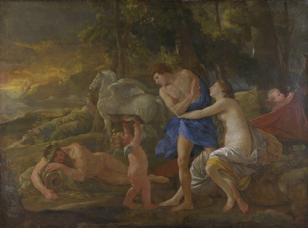 Cephalus and Eos