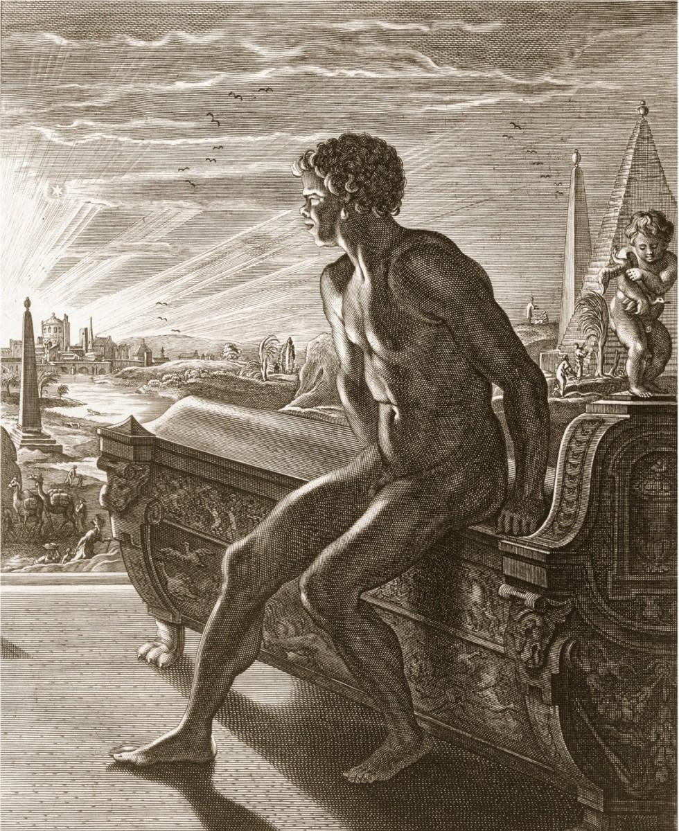 Eos's son - Memnon