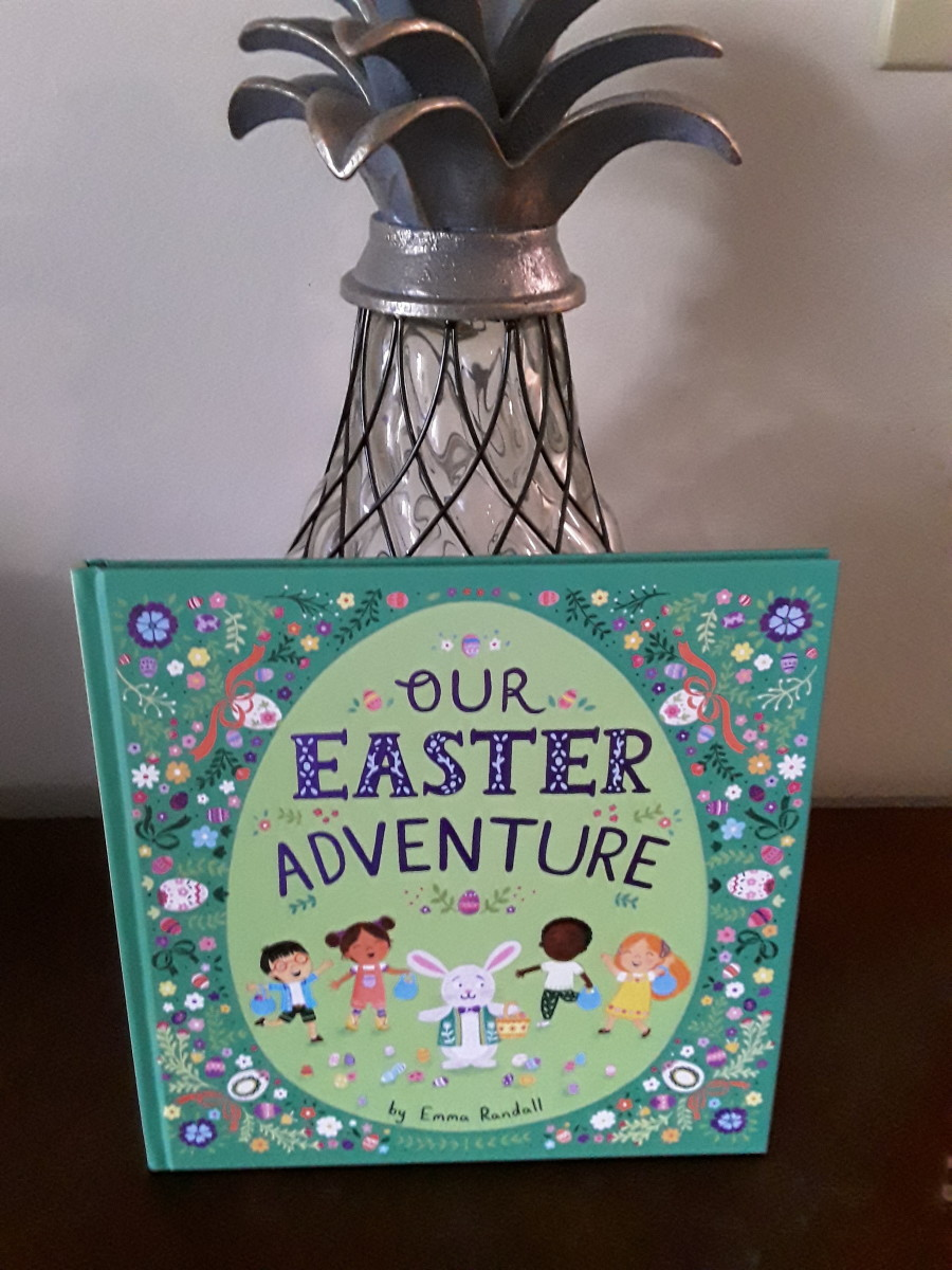 Adventure at Easter with a surprise ending