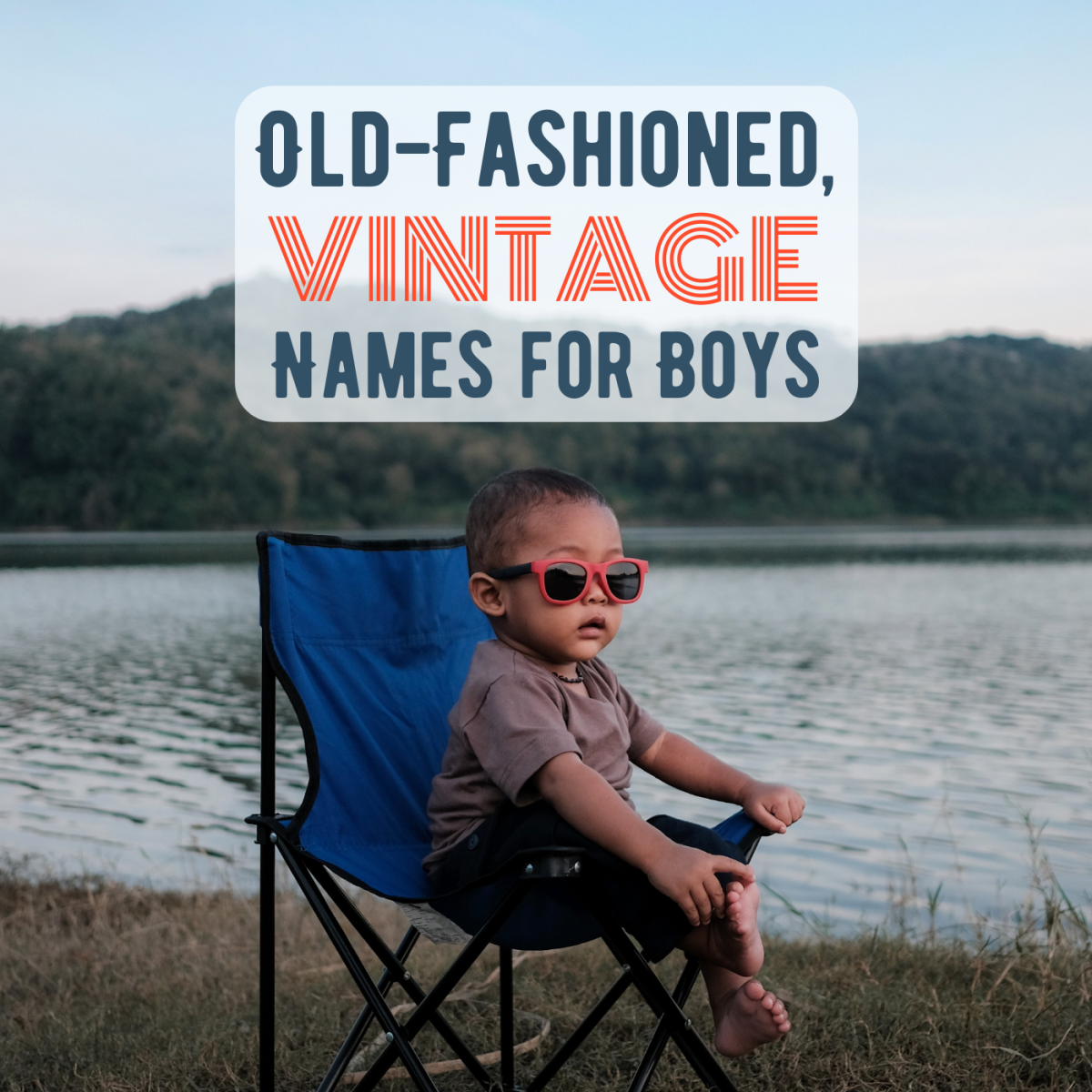 """Is it possible for a name to be both hip and classic? Yes, if it's an old name that's enjoying new popularity! Get tons of ideas for old-timey """"grandpa"""" names for boys that sound fresh today."""