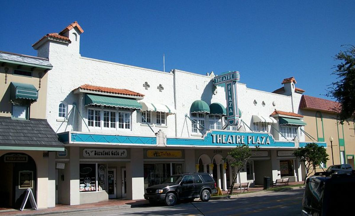 National Register of Historic Places: VERO THEATER