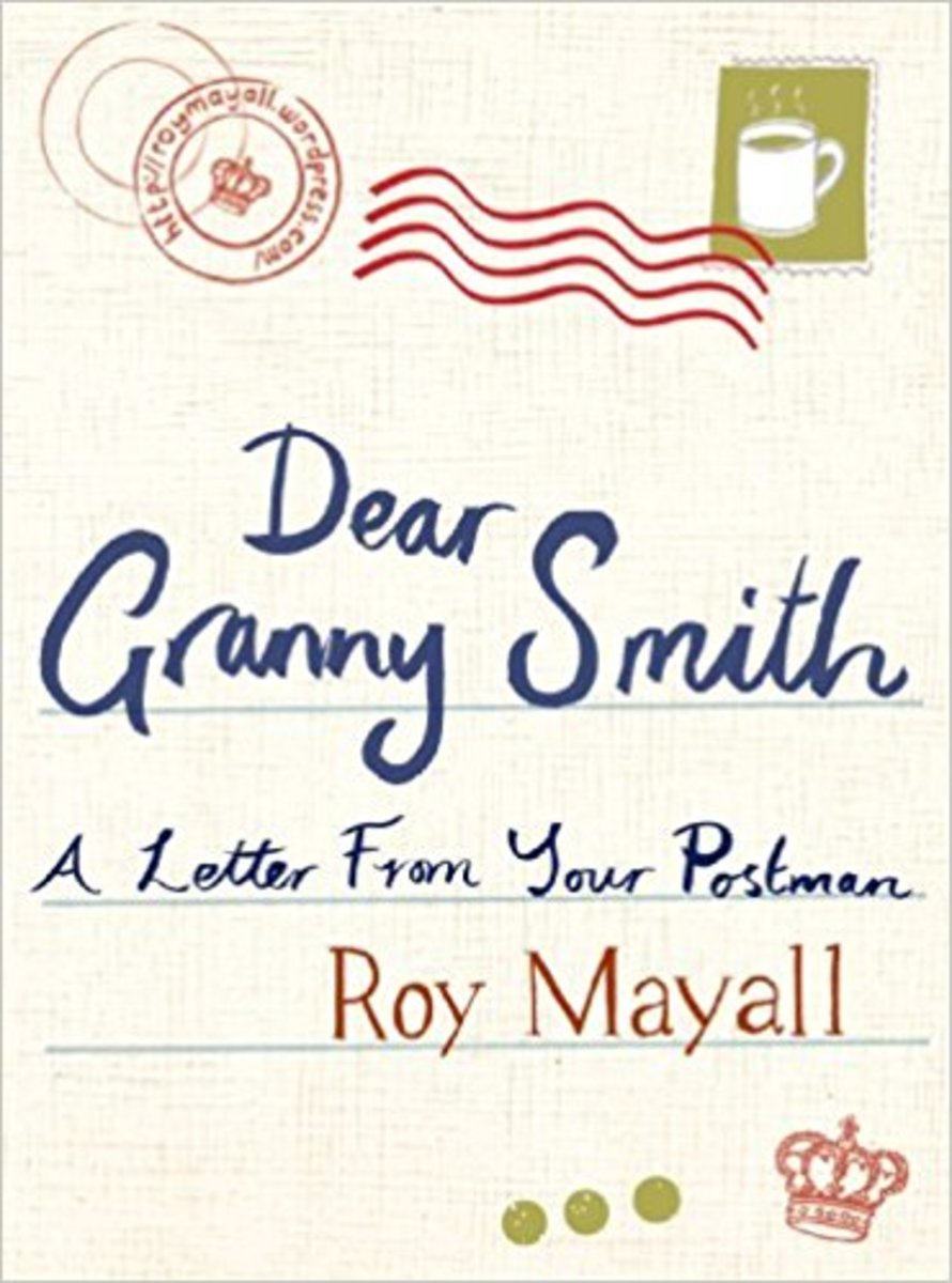 "Dear Granny Smith, written under the name ""Roy Mayall"", which I gave to Tony Benn that day at the Gulbenkian"