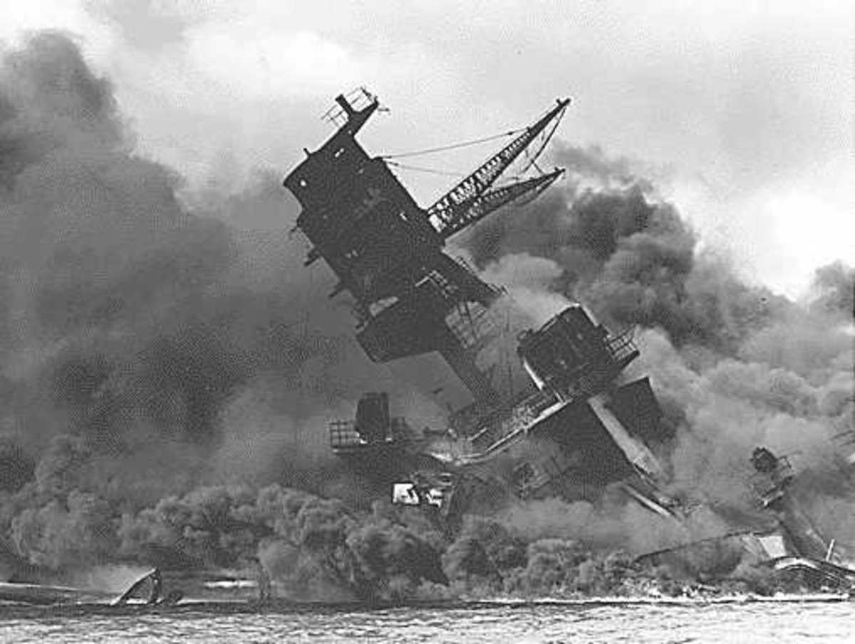 World War 2 Pearl Harbor WW II