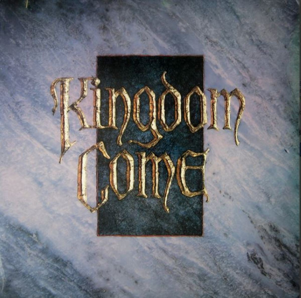 """""""Kingdom Come"""" CD cover"""