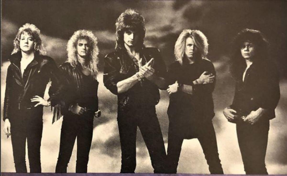 Kingdom Come (Lenny Wolf: center)