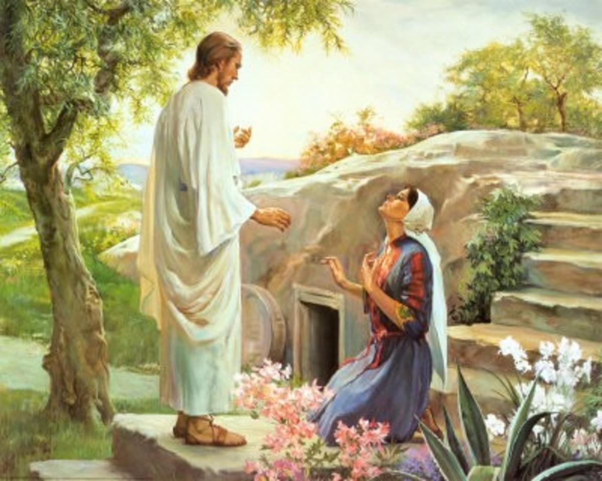 The Risen Christ Our Saviour