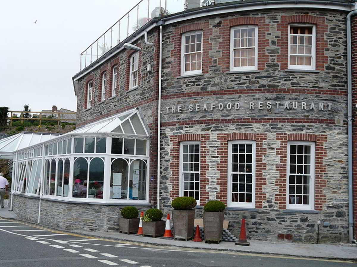 Rick Stein Restaurants in Padstow