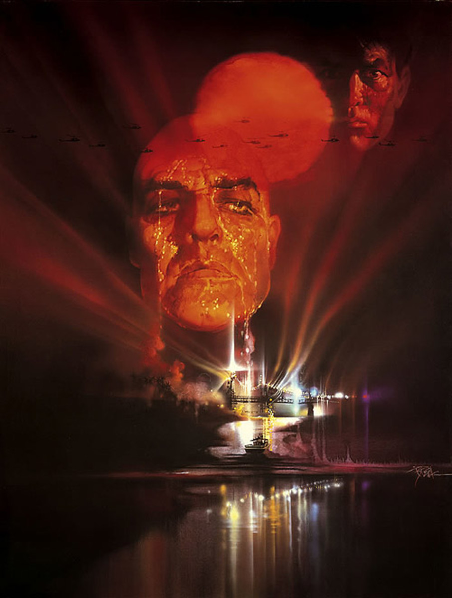 Apocalypse Now (1979) art by Bob Peak