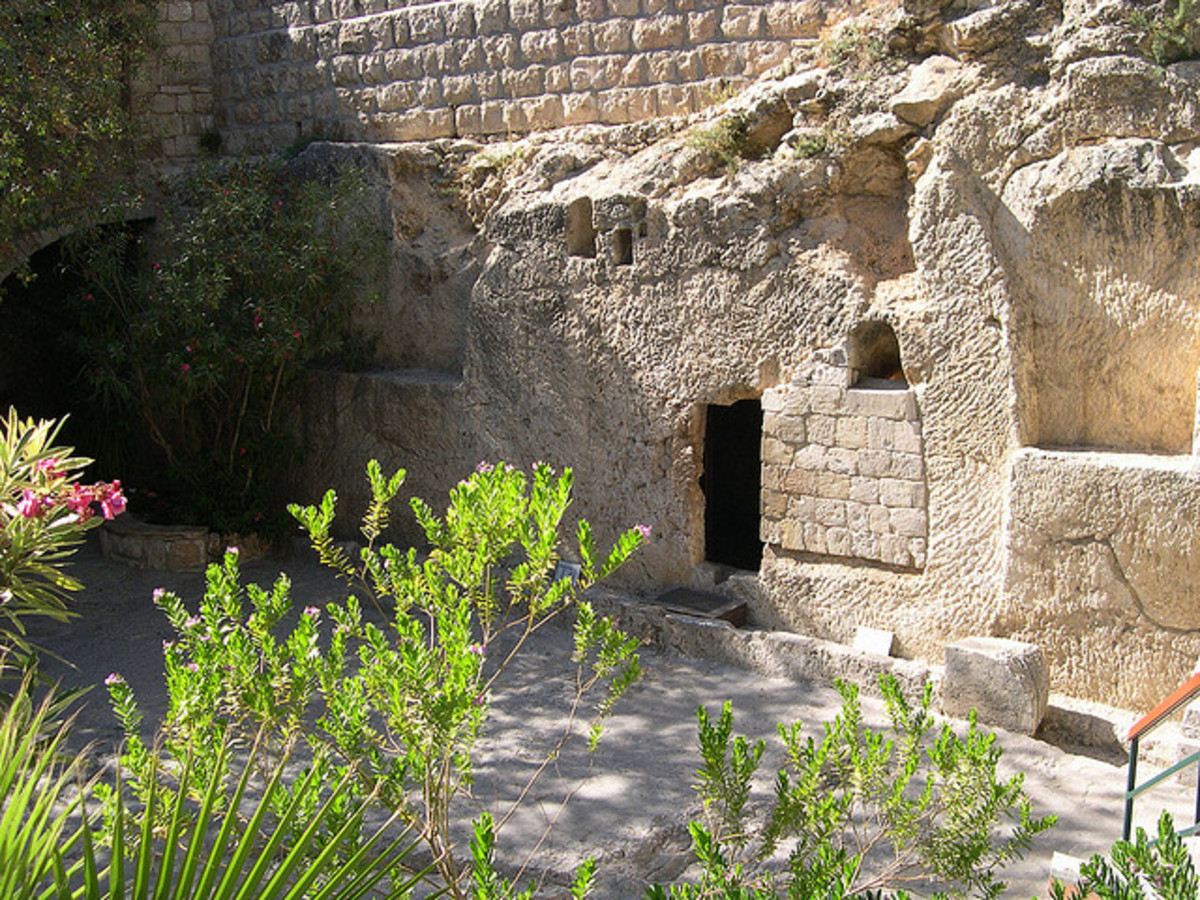 The celebration of the Christian Easter is the celebration of Jesus' resurrection.