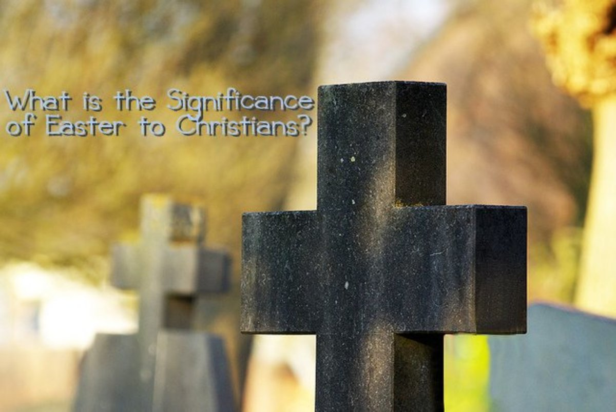 What is the significance of the religious observance of Easter?