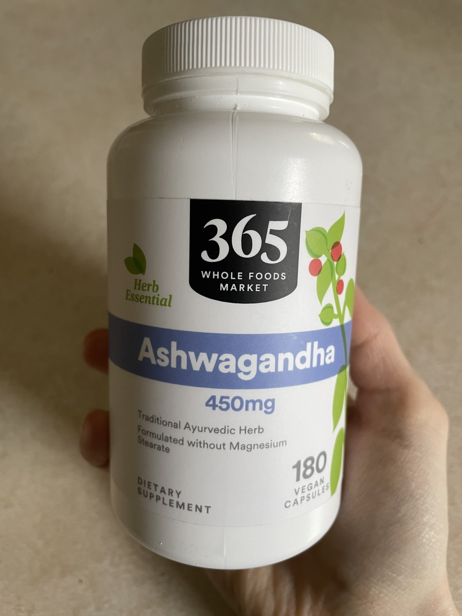 I use the Ashwagandha from Whole Foods 365 brand.