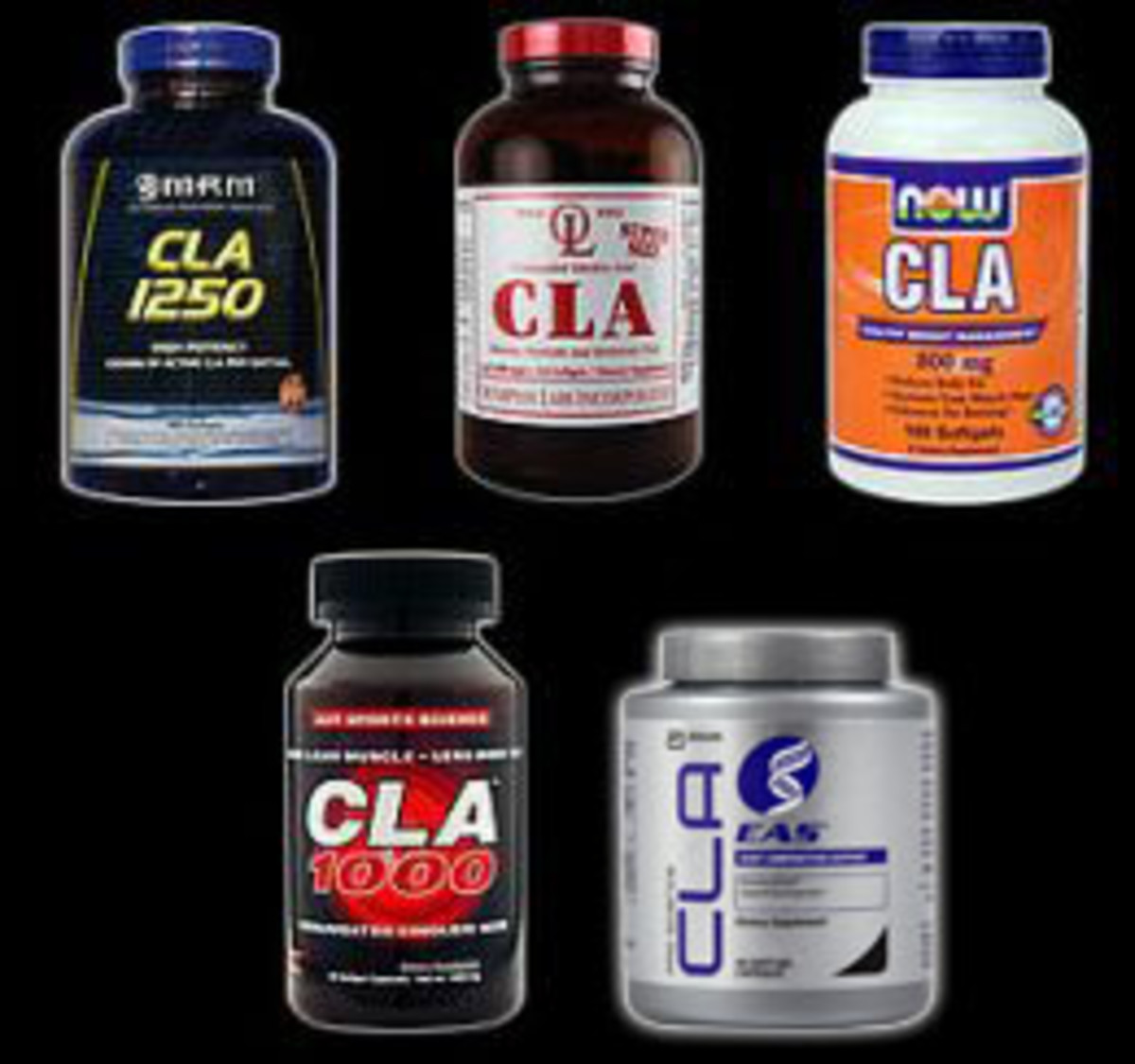 CLA - Top 5 Supplements & Conclusion