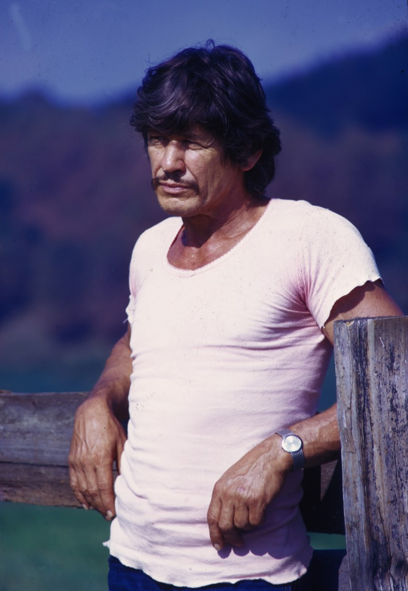 Charles Bronson - Famous Lithuanian American