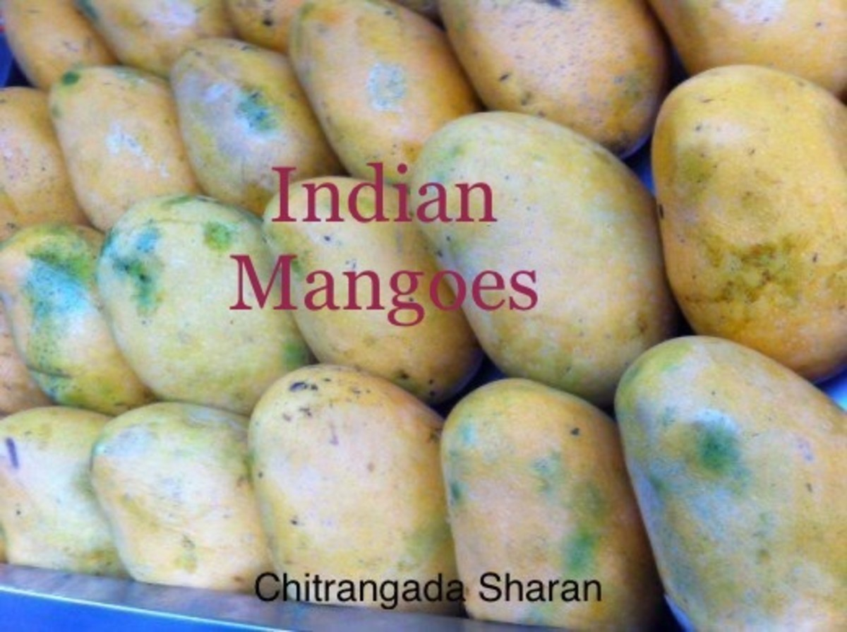Easy, Yummy Ripe Mangoes Recipes