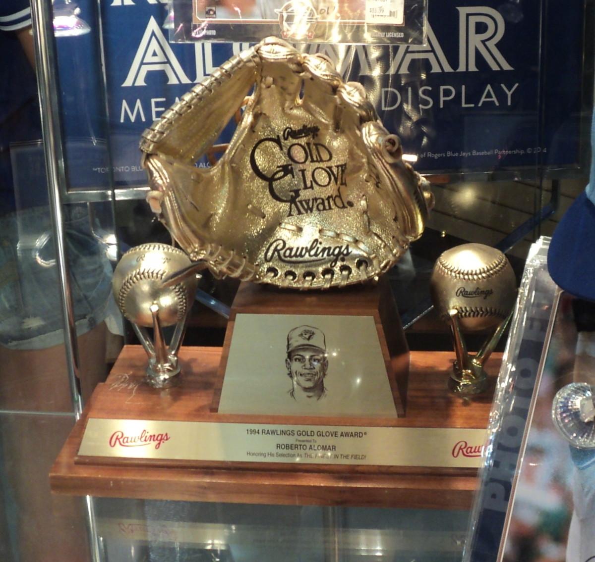 Golden Glove Award