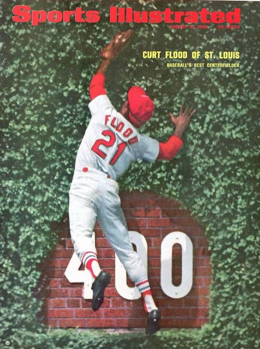 Curt Flood, St. Louis Cardinals