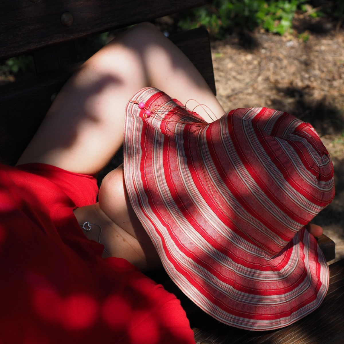 Naps help relax the brain, too.