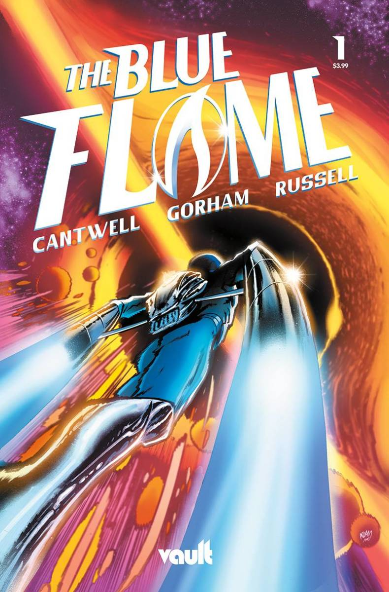 The Blue Flame #1