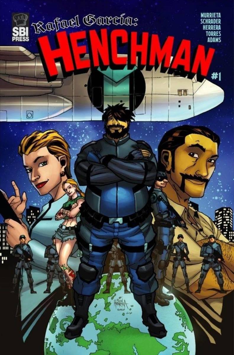 Rafael Garcia: Henchman #1