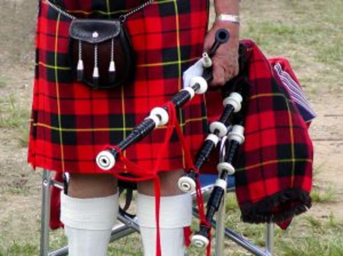 Wear your family tartan with pride!