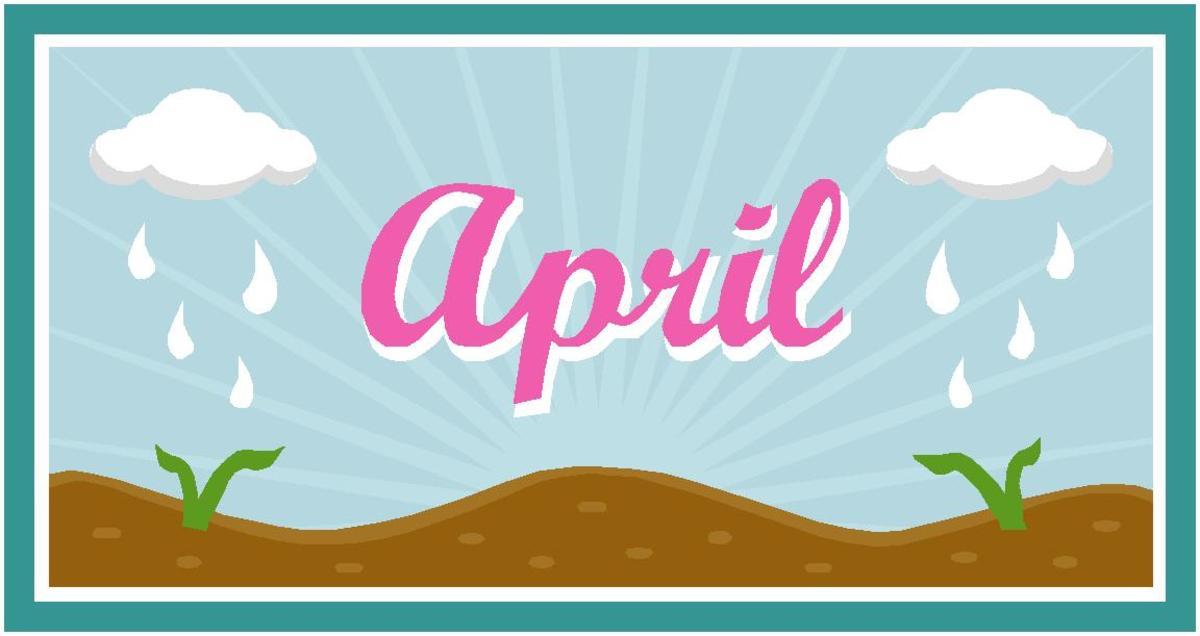 Strange Holidays In April