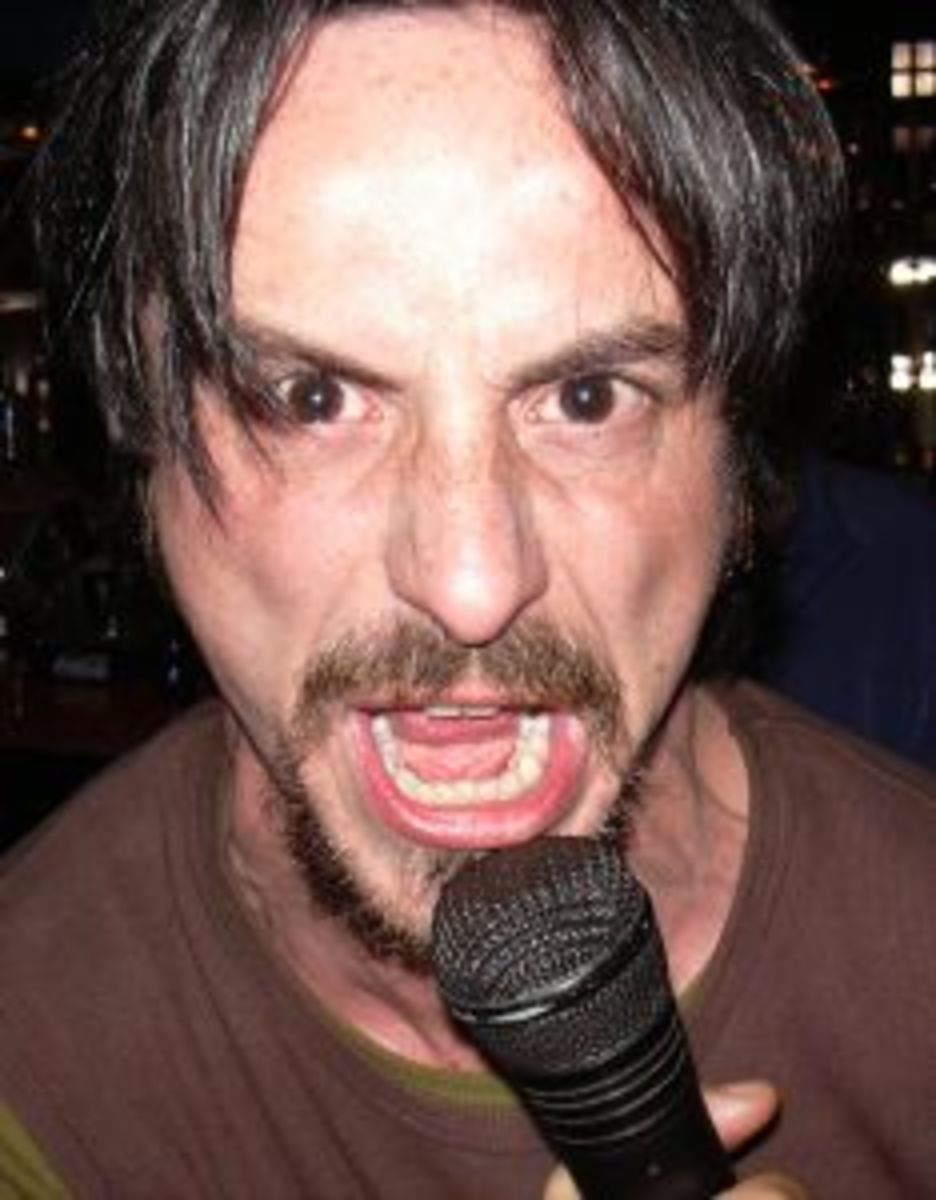 Are you brave enough to match karaoke skills with this guy? Karaoke Week 19th-25th