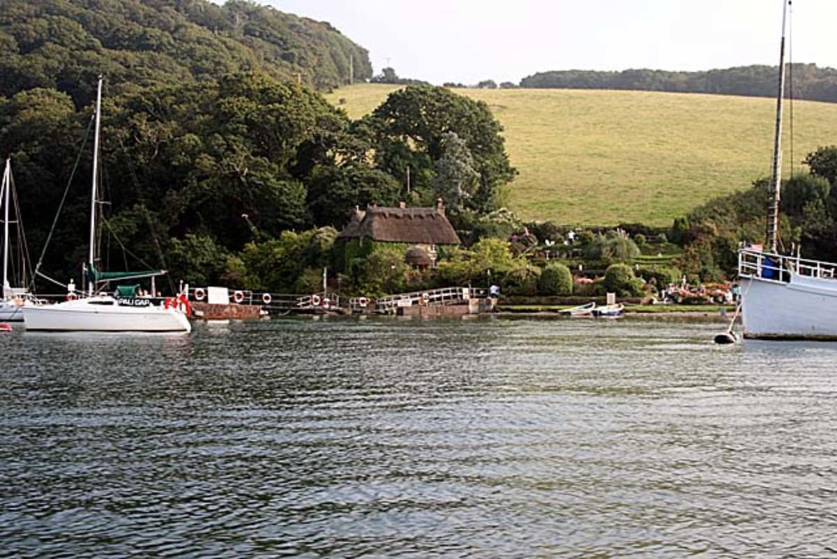 Smugglers Cottage, Tolverne