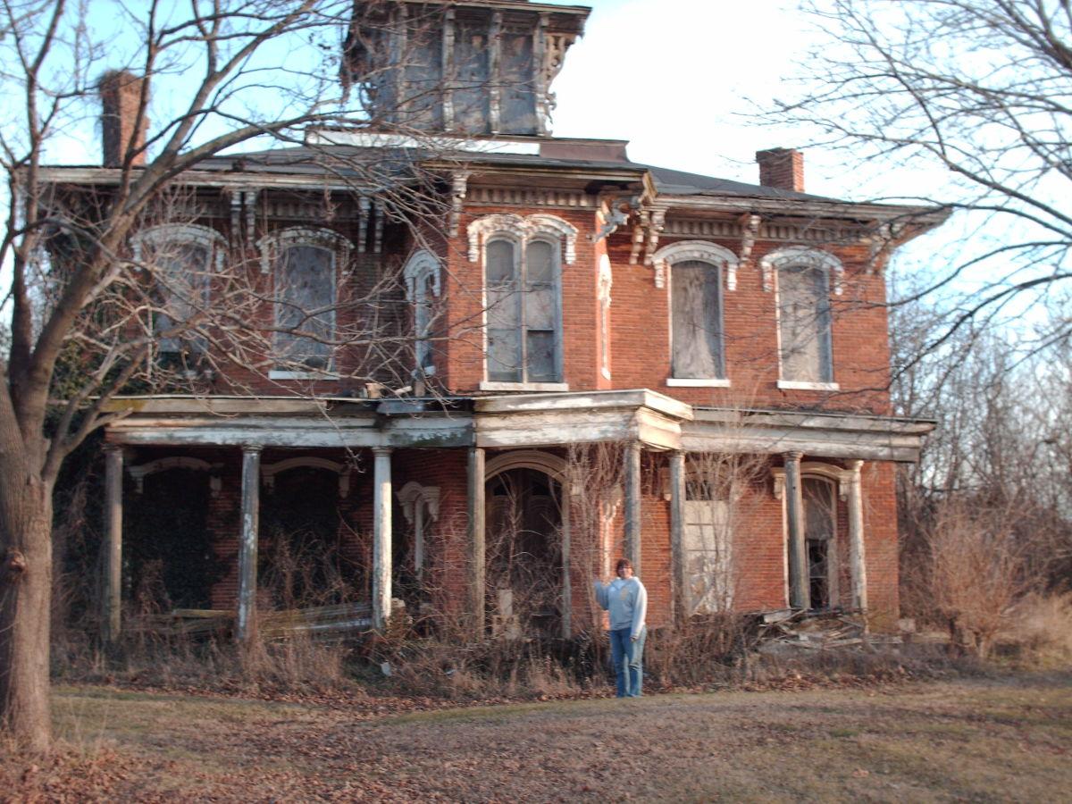 House of: Major Benjamin H. Gatton