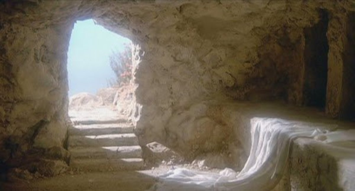 Myths and Legends About the Resurrection of Christ