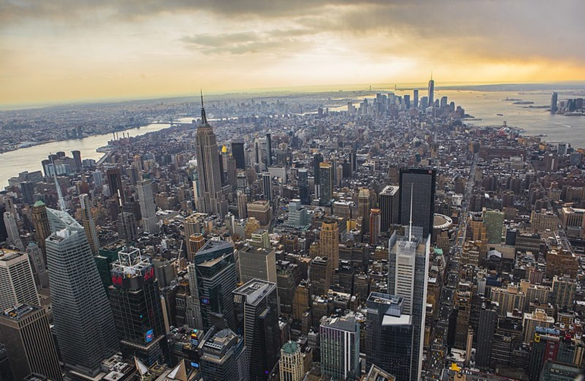 The Dutch bought Manhattan Island for cheaper than The City We Became cost me.