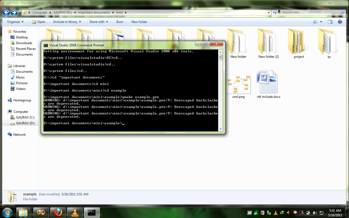 Combine VTK and Qt with visual studio in Windows    | HubPages