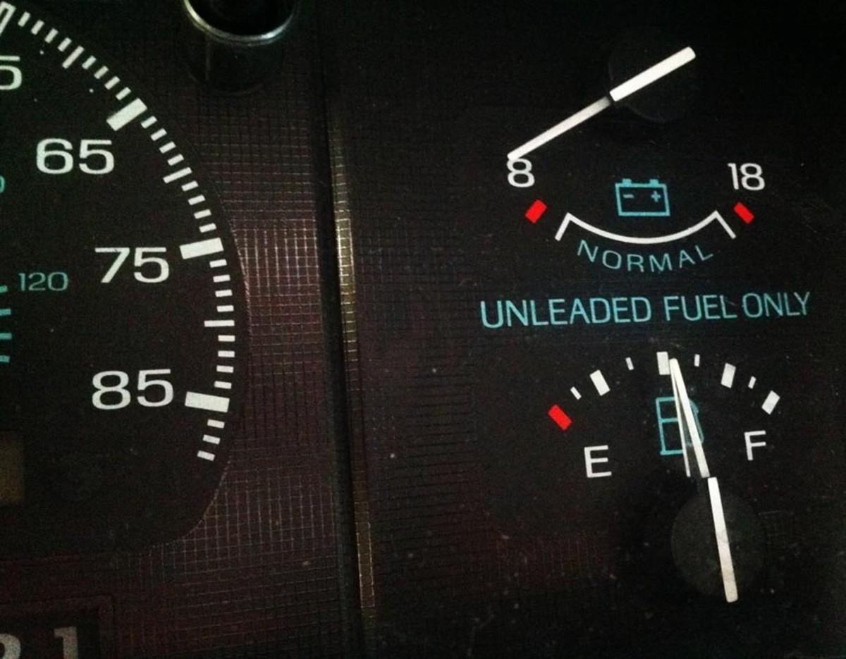 1994 Ford Econoline Conversion Van Fuel Economy