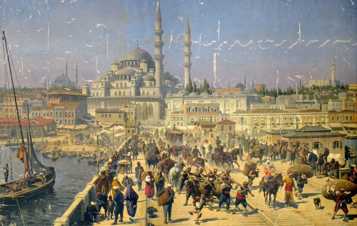 Istanbul under the Ottomans