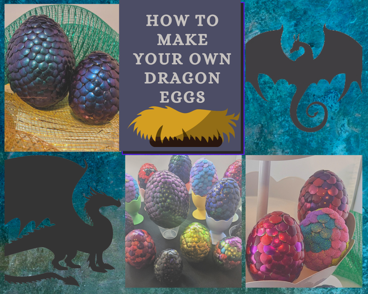 How to Make Gorgeous Dragon Eggs