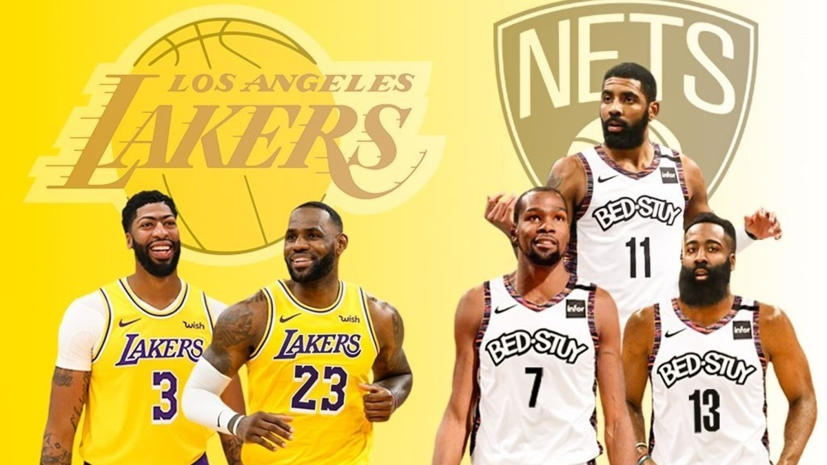 These two teams are now the favorites to play in the NBA Finals this year.