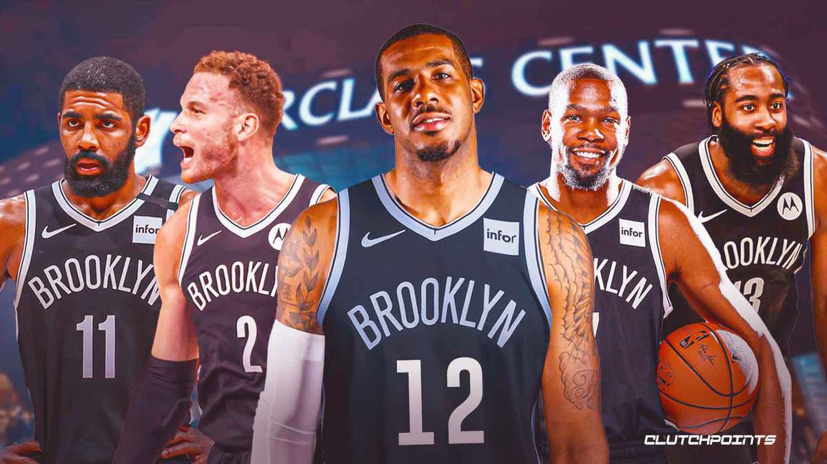 Nets add Blake Griffin and LaMarcus Aldridge after them being bought out of their respective teams.