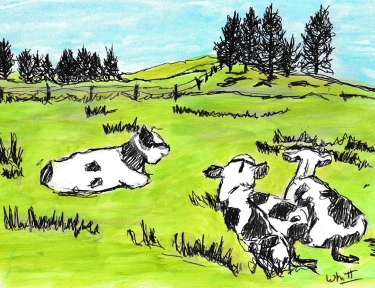 Original Art by Timothy Whitt
