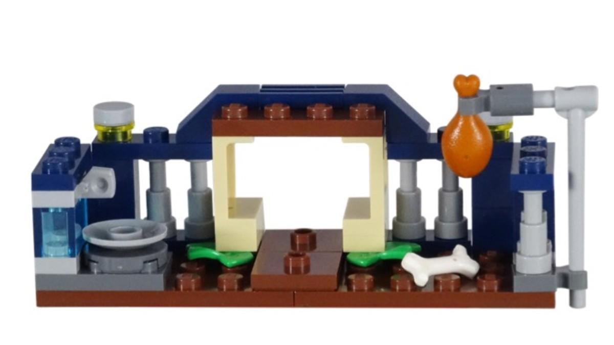 LEGO Jurassic World Polybag Set 30382 Baby Velociraptor Playpen Model
