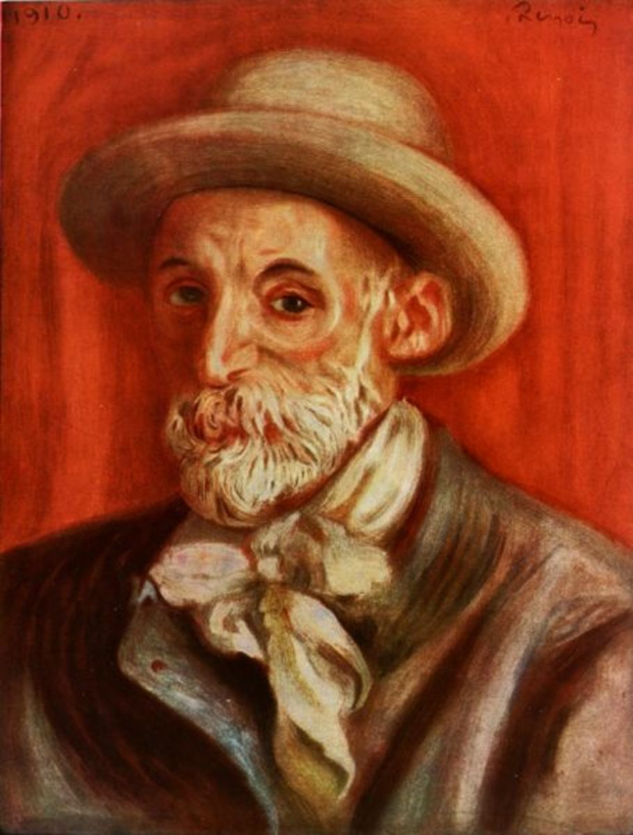 self portrait 1910
