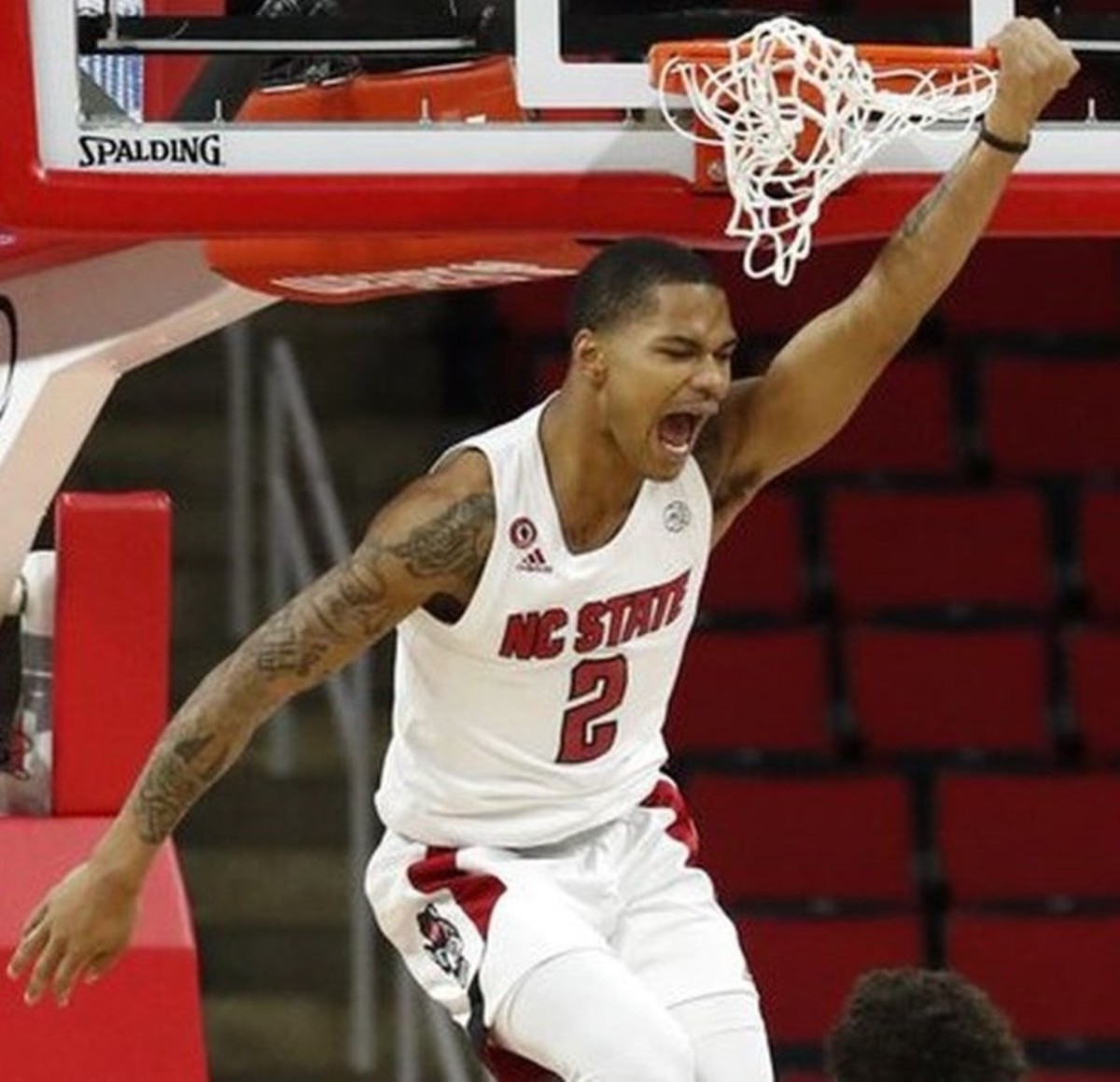 Despite NC State's guard depth, losing Shakeel Moore was a big deal.