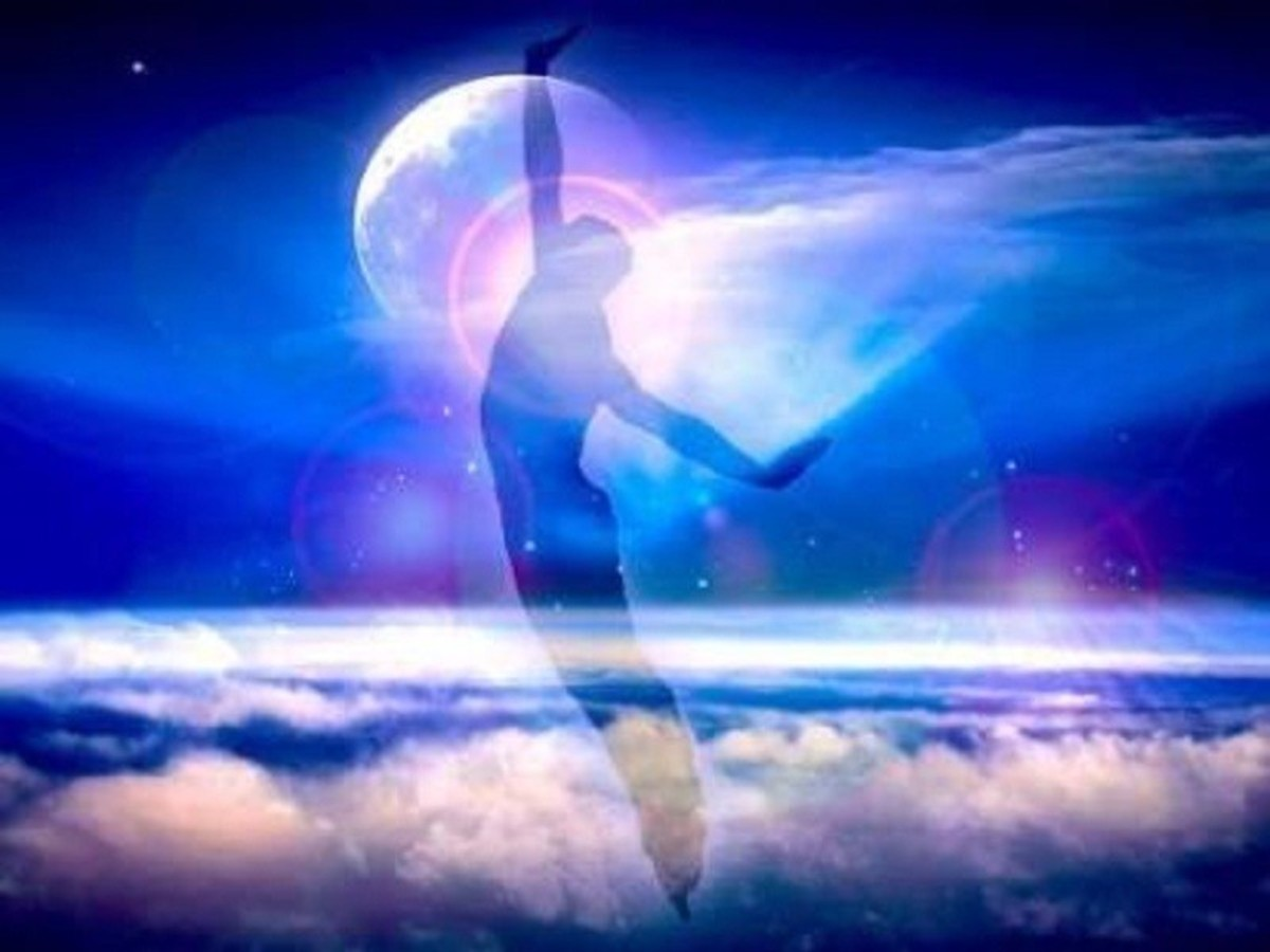 Find Your Truest Self Through Astral Projection